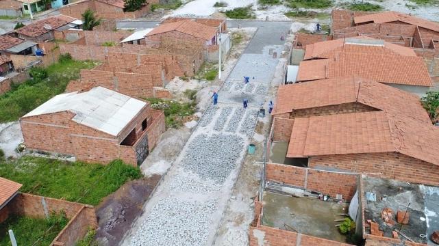 Imagem ilustrativa_Pavimentação de vias