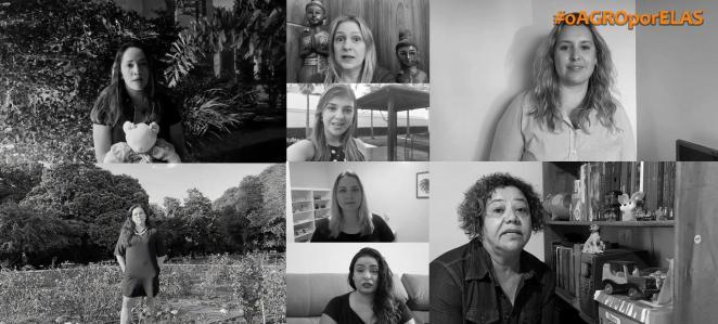 Campanha #oagroporelas